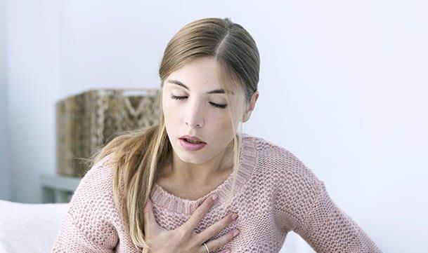 روشهای طب سنتی پیشگیری از تنگی نفس