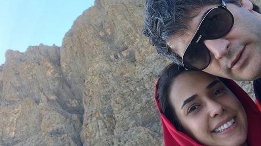 هنرپیشه معروف ایرانی داماد شد! + عکس
