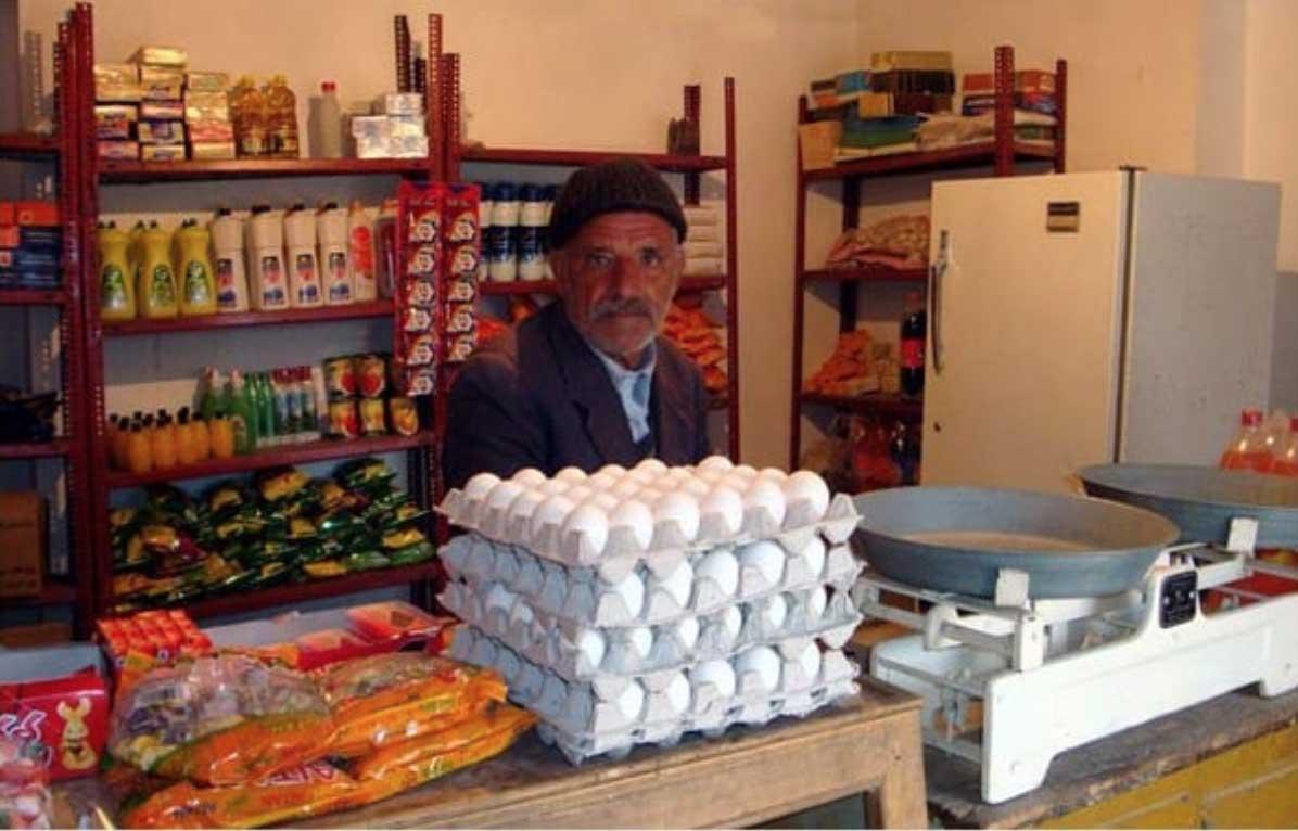 بهترین سوپرمارکت ایران! + عکس