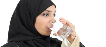 دستورالعمل نوشیدن آب در اسلام