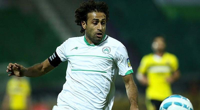 خداحافظی فوتبالیست معروف از فوتبال + عکس
