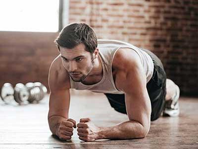 ورزش قدرتی که هرجایی می توانید انجام دهید