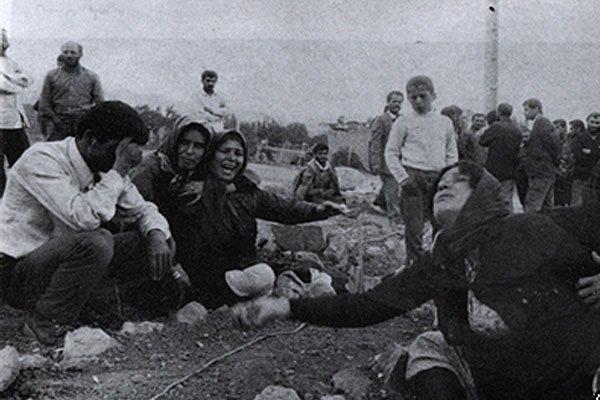 تلخی زلزله رودبار ۲۸ ساله شد + عکس