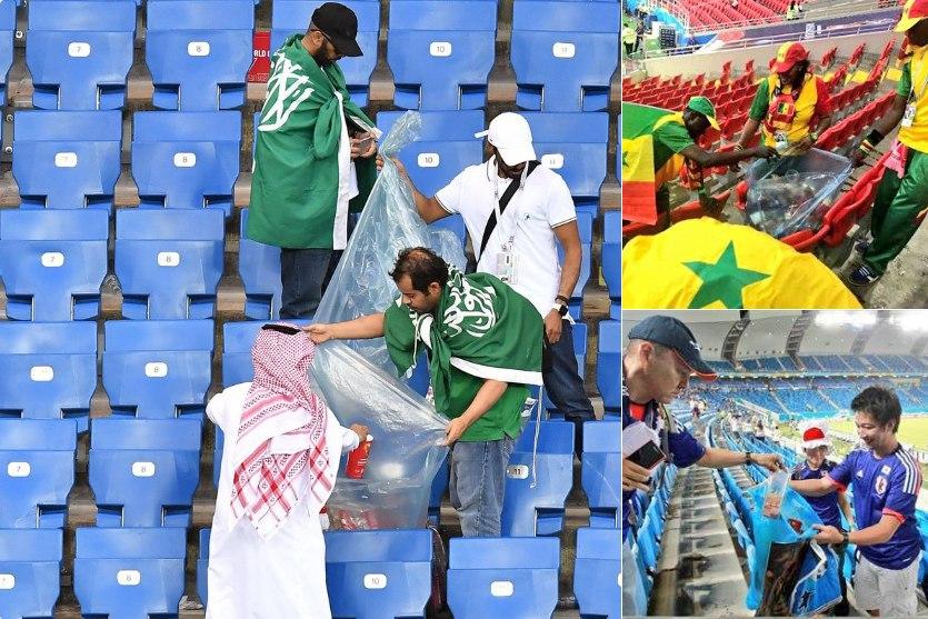 عربستانی ها، روس ها را شگفت زده کردند + عکس