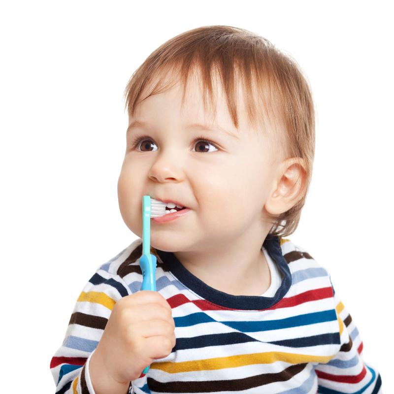 بهترین روش یادگرفتن مسواک زدن کودکان