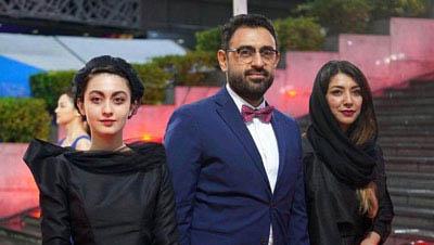 جایزه فیلم شانگهای برای دختر بازیگر ایرانی + عکس