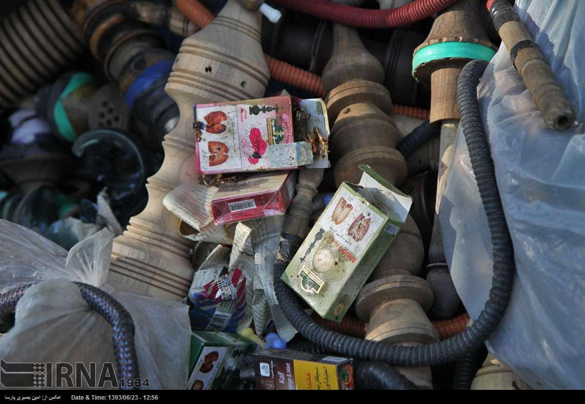 مصرف قلیان در میان دختران ایرانی 10 برابر افزایش یافت