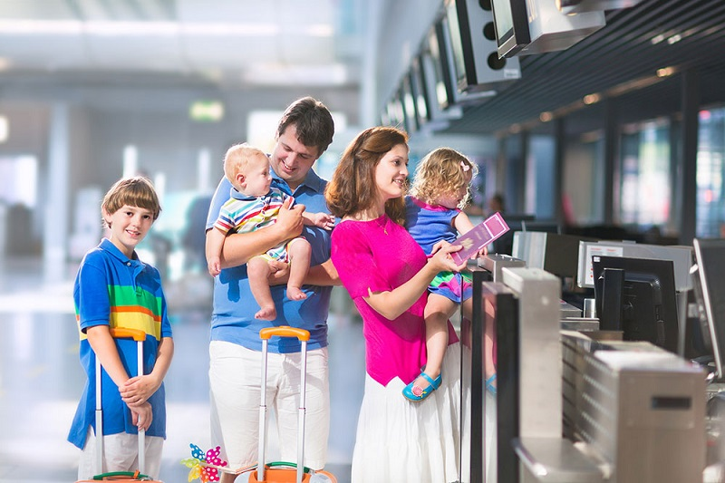 راهکارهایی برای سفر خانوادگی لذت بخش
