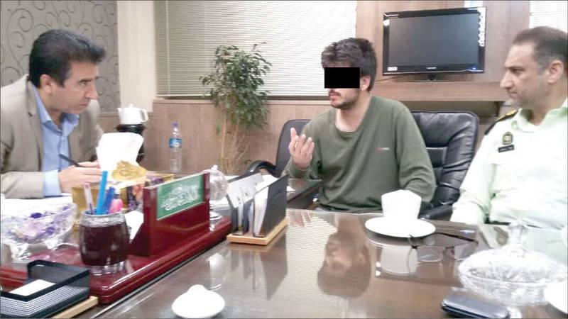 صدور حکم اعدام برای قاتل «مارمولک نشان» + عکس