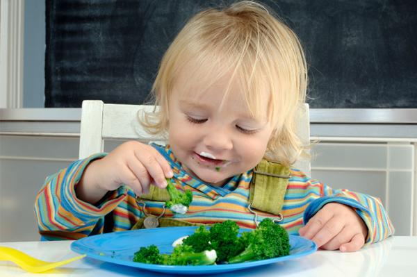 ترفند جدید برای خوردن سبزی بیشتر