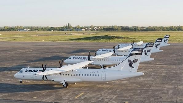 آمریکا به تحویل هواپیماهای ATR به ایران مجوز داد + عکس