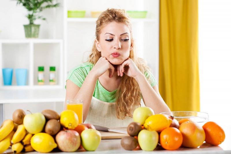 در طول روز، چقدر میوه بخوریم؟
