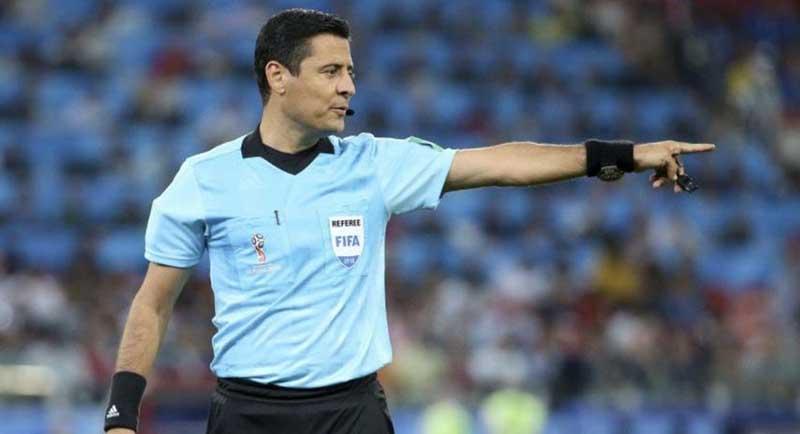 واکنش AFC به قضاوت فغانی در بازی رده بندی + عکس