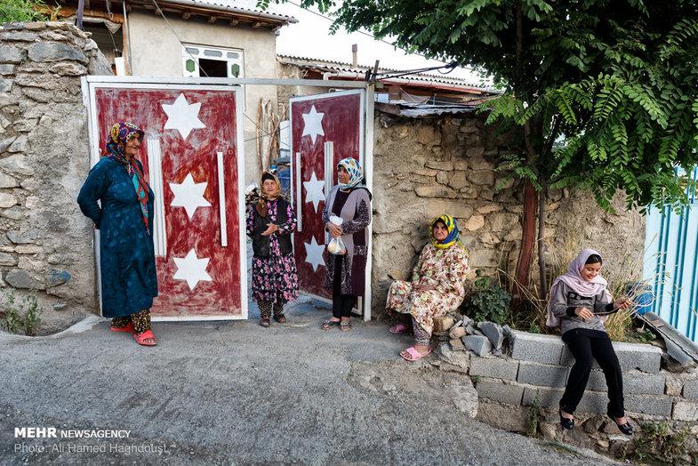 بانوانی که ازدواج مجدد نمیکنند + عکس