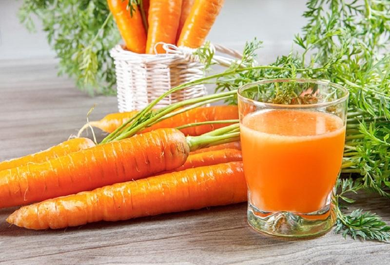 یک لیوان آب هویج و این همه خاصیت
