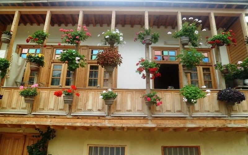 خانههایی برای آرامش روح و جسم