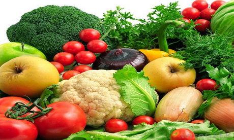 عدم مصرف میوه و سبزی علت ۱۹ درصد سرطانهای گوارش