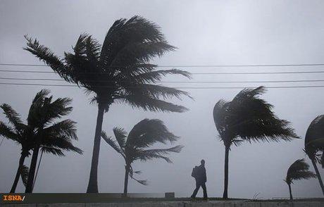 وزش باد شدید در ۹ استان