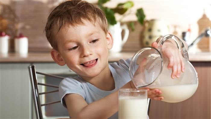 مصرف این شیر عقل کودکان را زیاد میکند