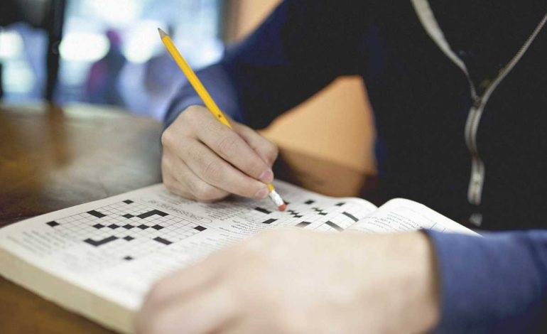 حل کردن جدول، مغز شما را ۱۰ سال جوانتر میکند