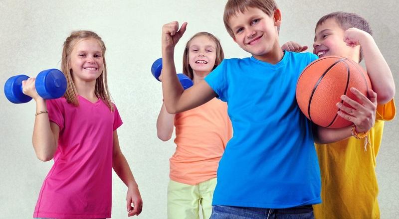 بهترین ورزش برای بچهها