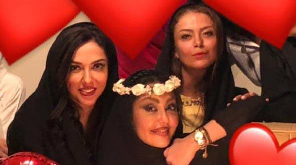 مهمانی خواهر «لیلا اوتادی» برای جشن تولدش! + عکس