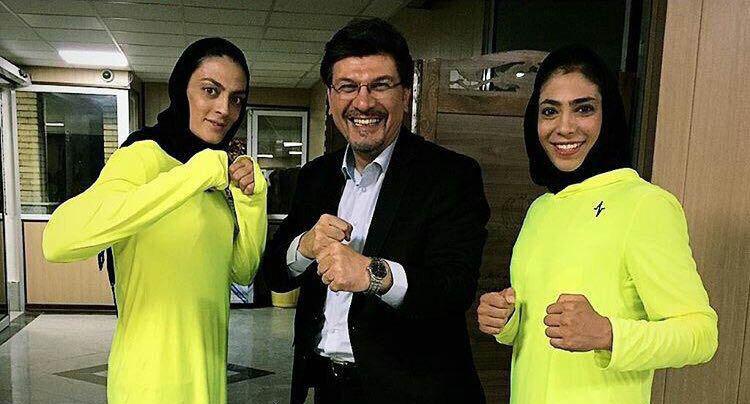 لباسی که خواهران منصوریان را ممنوع التصویر کرد + عکس