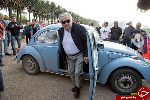غیر عادی ترین خودروی مقامات سیاسی! + عکس