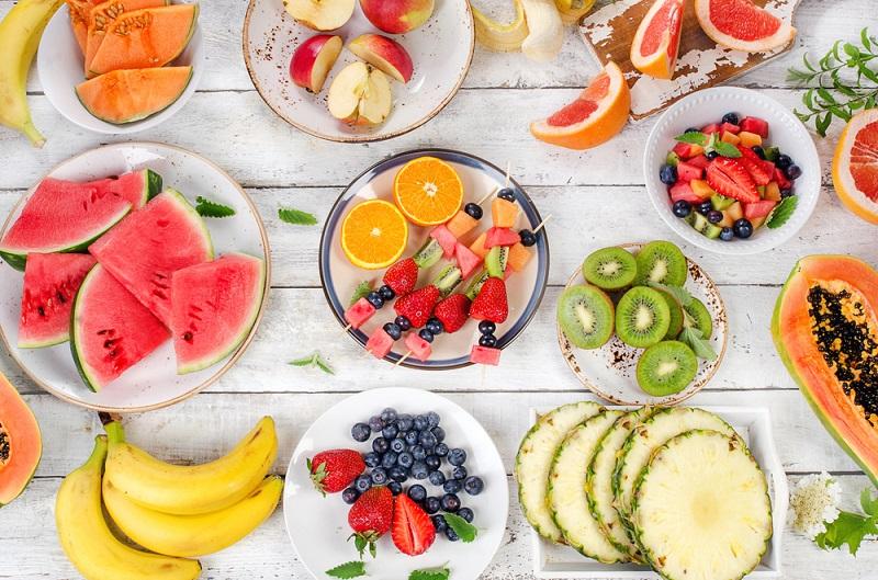 6 میوه تابستانی و 6 درمان