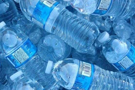 آب یخ زده در بطری پلاستیکی سرطان زا است