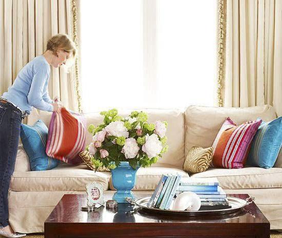 ایده هایی که آرامش را به خانه شما هدیه می دهد