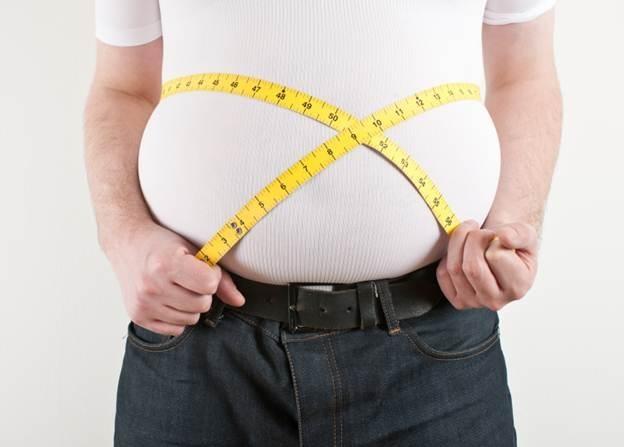 علت بزرگ شدن ناگهانی شکم چیست؟