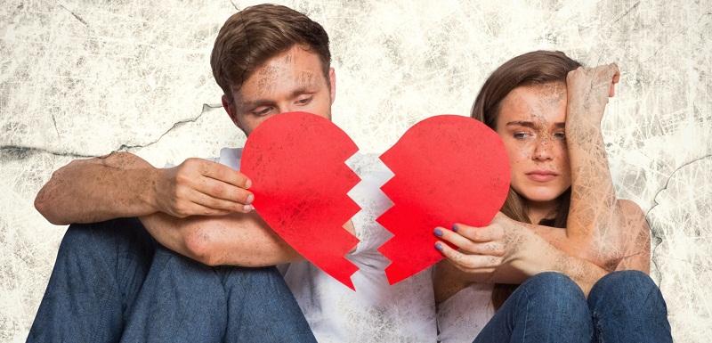 دلایل بیوفایی مردان به همسرانشان