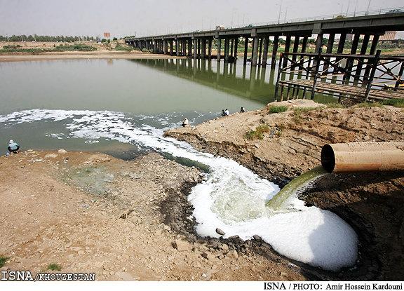 تاثیر مخرب آبیاری زمینهای کشاورزی با فاضلاب