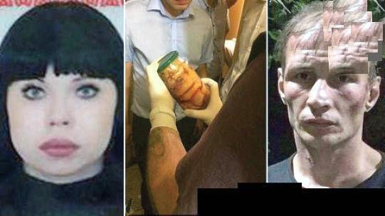 یک زوج روسی ۳۰ نفر را خوردند  (عکس)