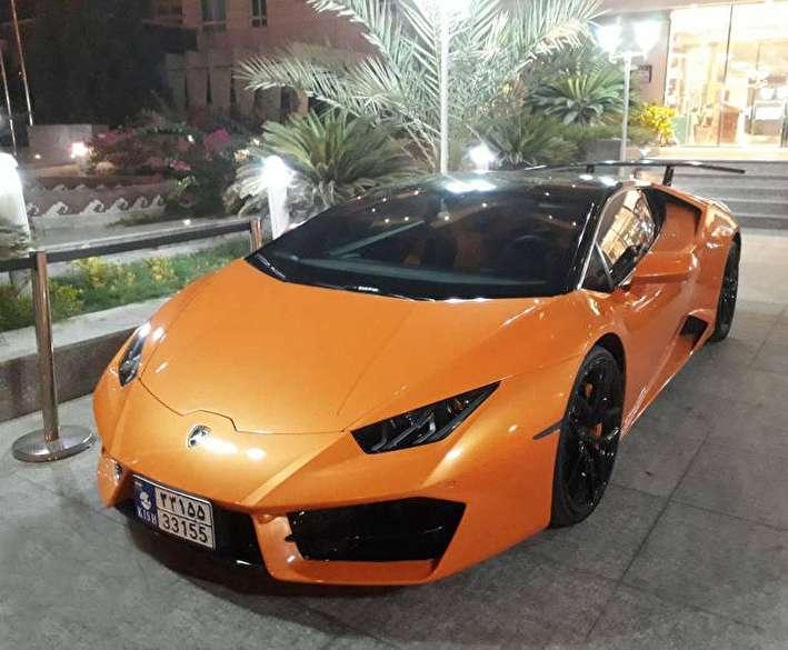 تصویری از خودروی دو میلیاردی در ایران!