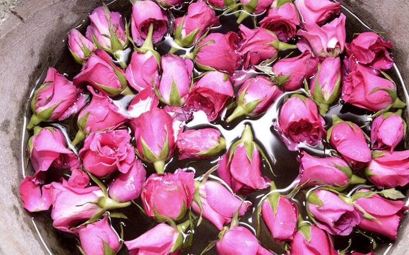 از معجزه ی گلاب برای پوست اطلاعی دارید؟