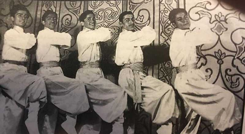 لِباس سنتی عزت الله انتظامی در جوانی! + عکس