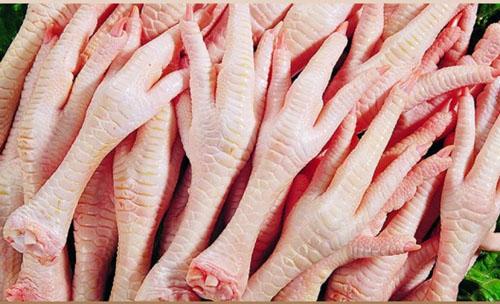 ویتامین و مواد معدنی پای مرغ