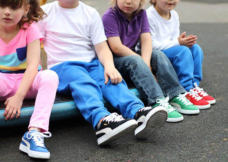 کفش مناسب مدرسه چه ویژگیهایی دارد؟ اینفوگرافیک