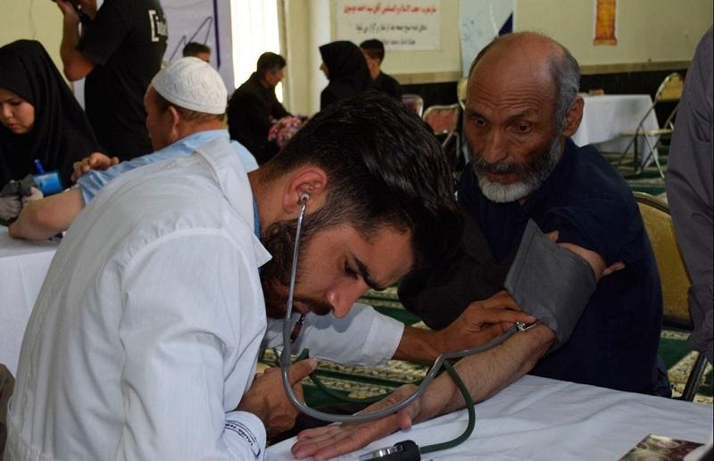 ویزیت رایگان بیماران در امامزادههای تهران