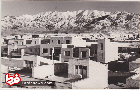 نمایی زشت از تهران دوره پهلوی + عکس