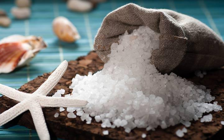 آیا نمک دریا می تواند مصرف خوراکی داشته باشد؟