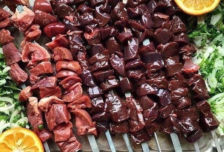 بهترین غذا برای رفع کم خونی و جبران کمبود ویتامین A