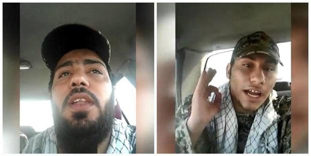 داعش فیلمی از حمله تروریستی عناصرش به اهواز را منتشر کرد + عکس