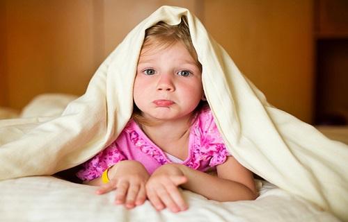 چگونه بیخوابی را در کودکان از بین ببریم؟