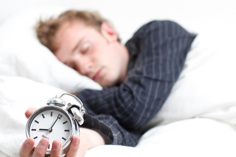 بهترین ساعت برای خواب شبانه چه زمانی است؟