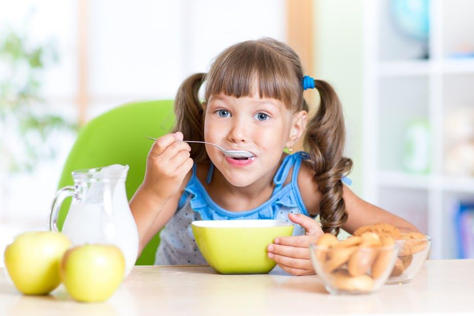 عواقب نخوردن صبحانه در بچه مدرسه ایها