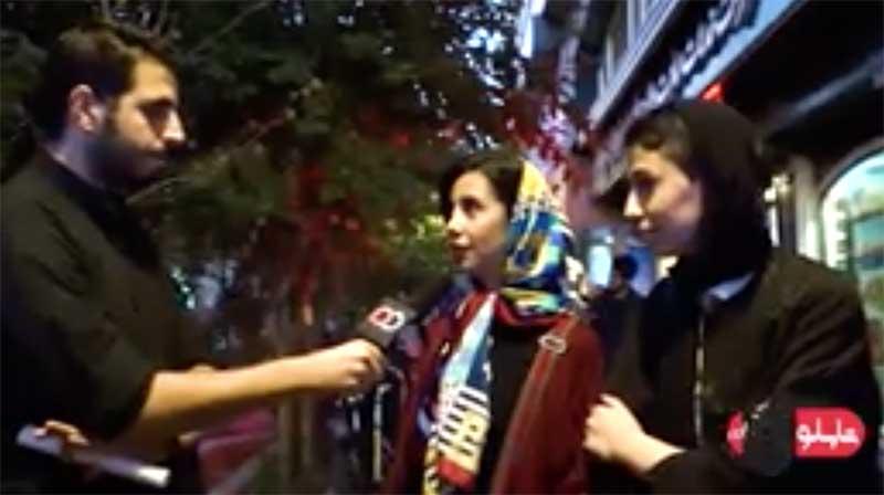 مشکل اصلی بانوان ایرانی از زبان بانوان ایرانی + فیلم