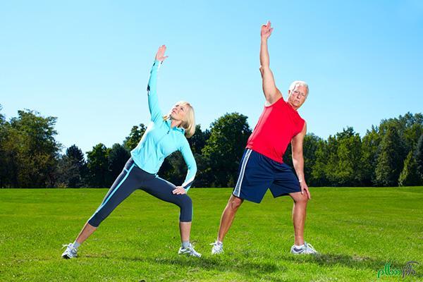 تمرینهای مناسب برای ورزش صبحگاهی+ تصاویر